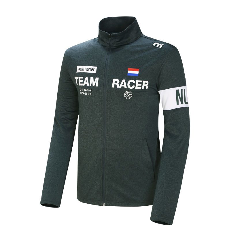 TEAM RACER TRAINING FULL ZIP UP 이미지1