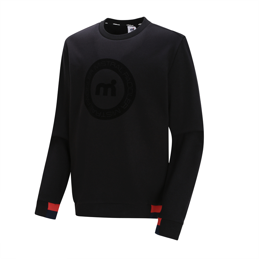 CIRCLE LETTERING POINT SWEATSHIRTS 이미지1