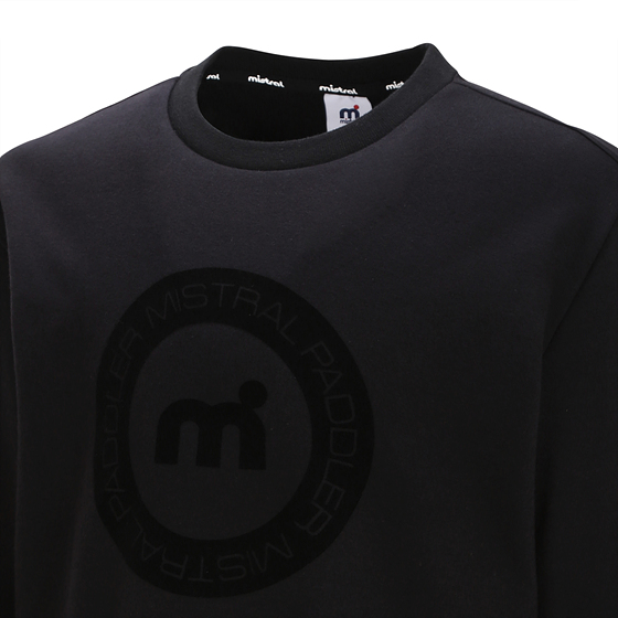 CIRCLE LETTERING POINT SWEATSHIRTS 이미지3
